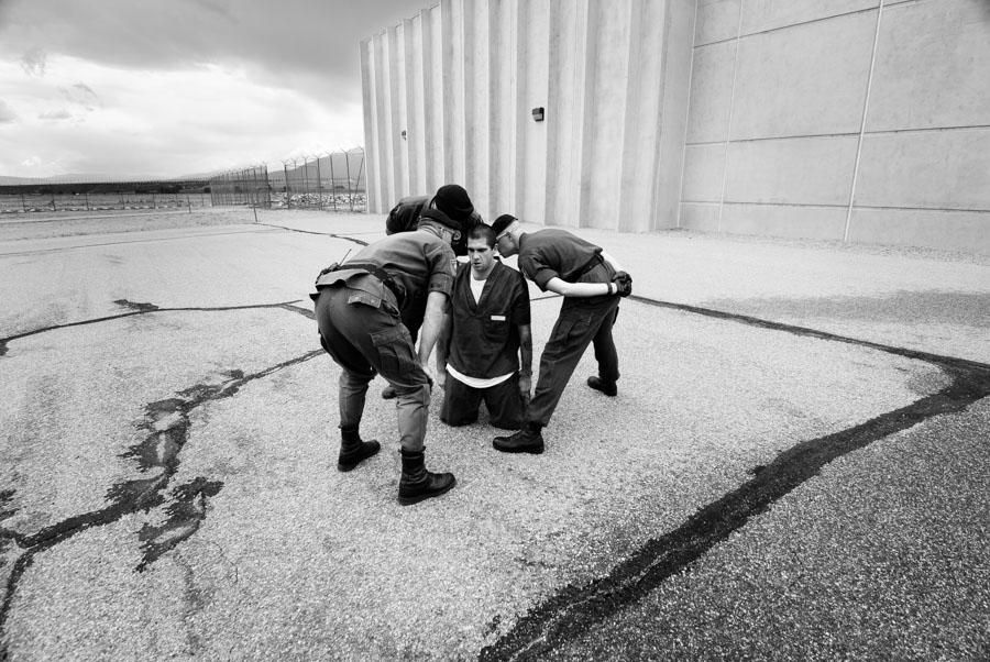 Prison Boot Camp